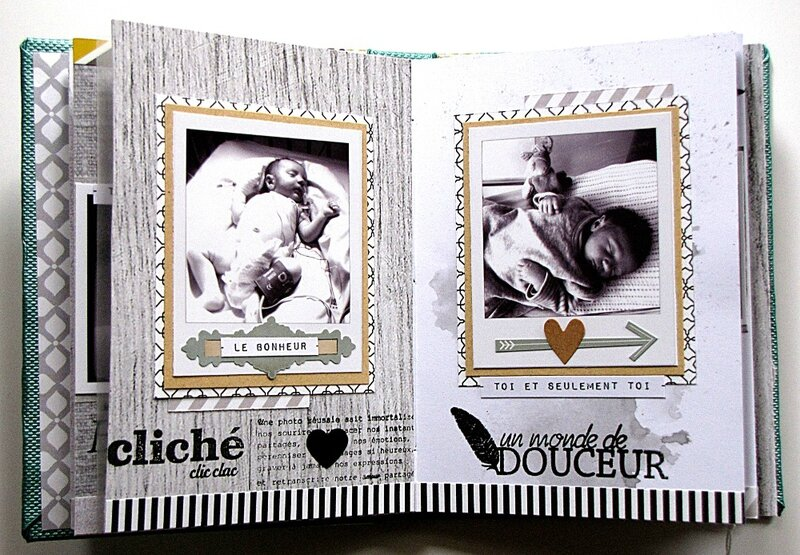 Album Treasure Page 06 07 par Jasmina