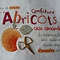 Lili points confiture d'abricots 2