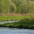 Ecluse du canal de l'ourcq - aisne