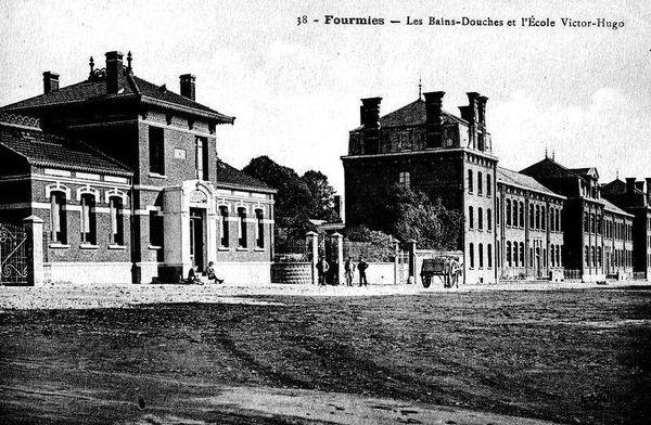 FOURMIES-Les Bains-douche