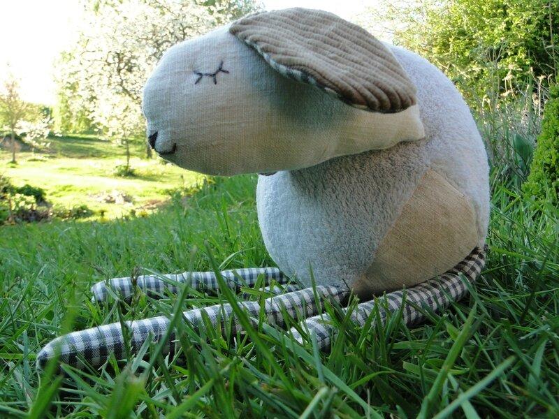 Mouton Les Bêtes de Céline