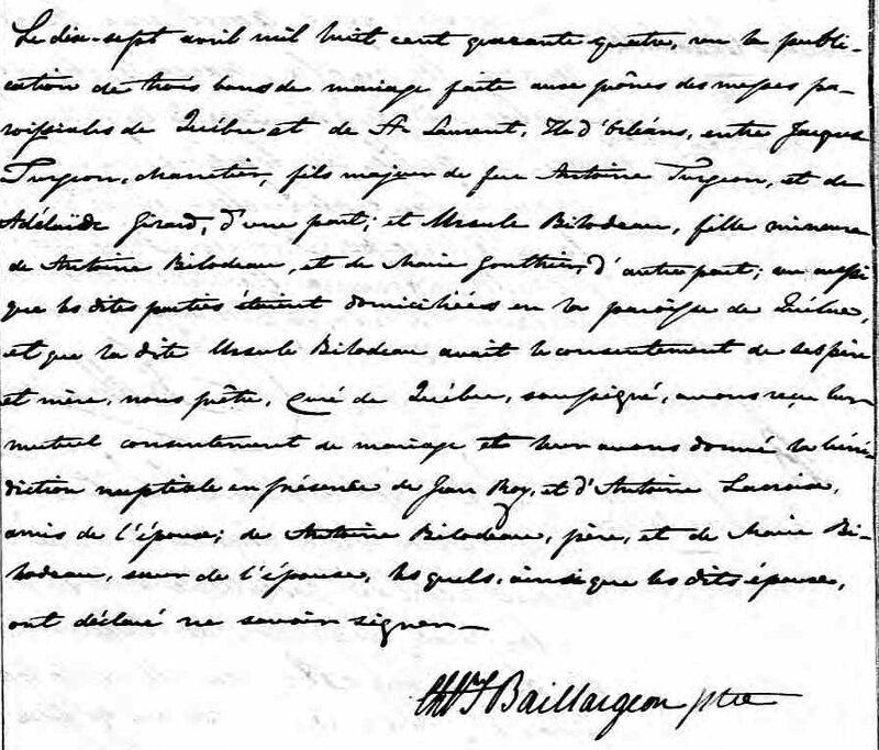 1844-m Jacques Turgeon et Ursule Bilodeau