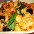 ORECHIETTE DI MARE