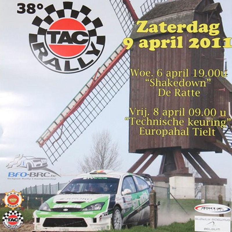 TAC Rally 2011 1