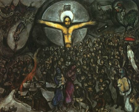 CHAGALL Marc - L'Exode