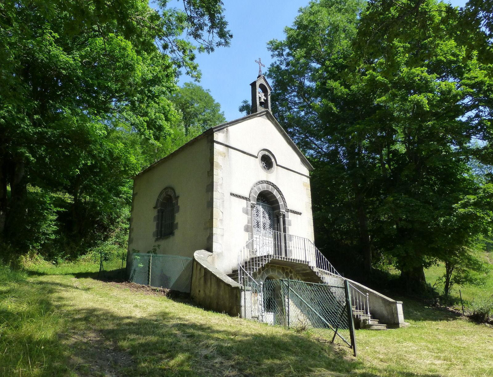 chapelle ND d'Orcival