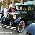 Studebaker type ER standard six four door sedan de 1934 (34ème Internationales Oldtimer meeting de Baden-Baden) 01