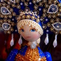 D'autres poupées,très raffinées