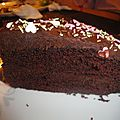 Le devil's food cake de nigella