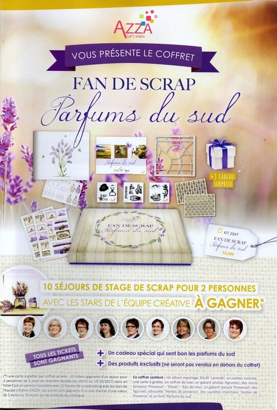 FAN DE SCRAP modifiée