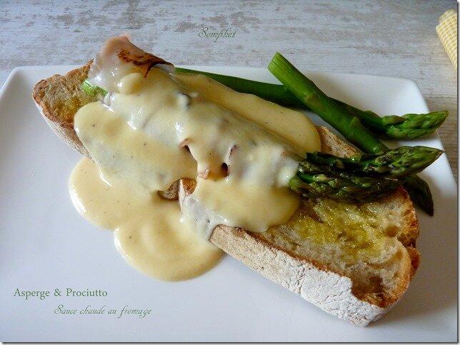 Tartine d'asperges parmesan (4)