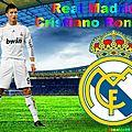 Cristiano ronaldo real madrid madridista