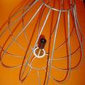 Lampe ossature #2