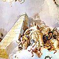 ROCOCO 1764_ La gloire de l'Espagne_Tiepolo