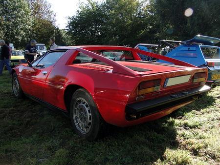 MASERATI Merak 2000 GT 1977 1983 Nesles Retro Expo 2010 2