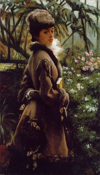 inthegreenhouse_jamestissot