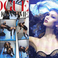 Steven meisel's vogue italia, yea in review