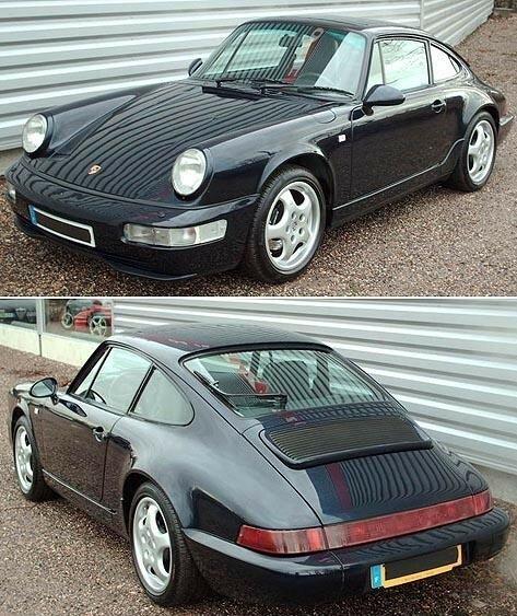 PORSCHE - 964 Carrera 4 - 1992