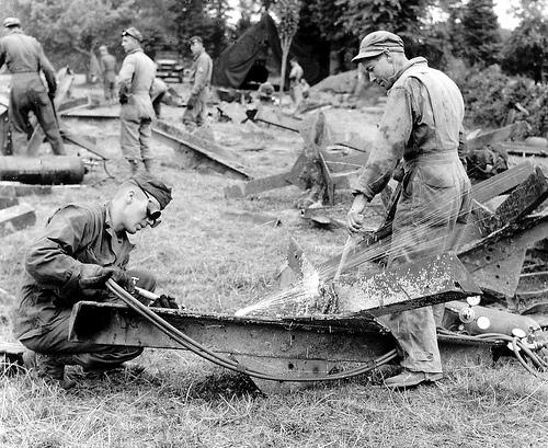 La bataille des Haies. 13 juin/24 juillet 1944. 72104184