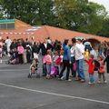 Rentrée scolaire aux écoles de saint-gence