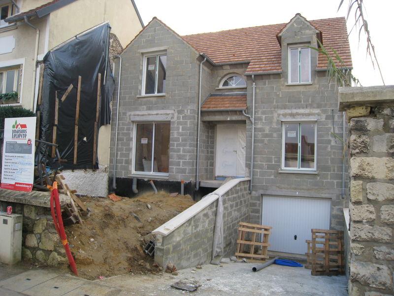 Construction de notre maison bbc guy hoquet antony maison lelièvre