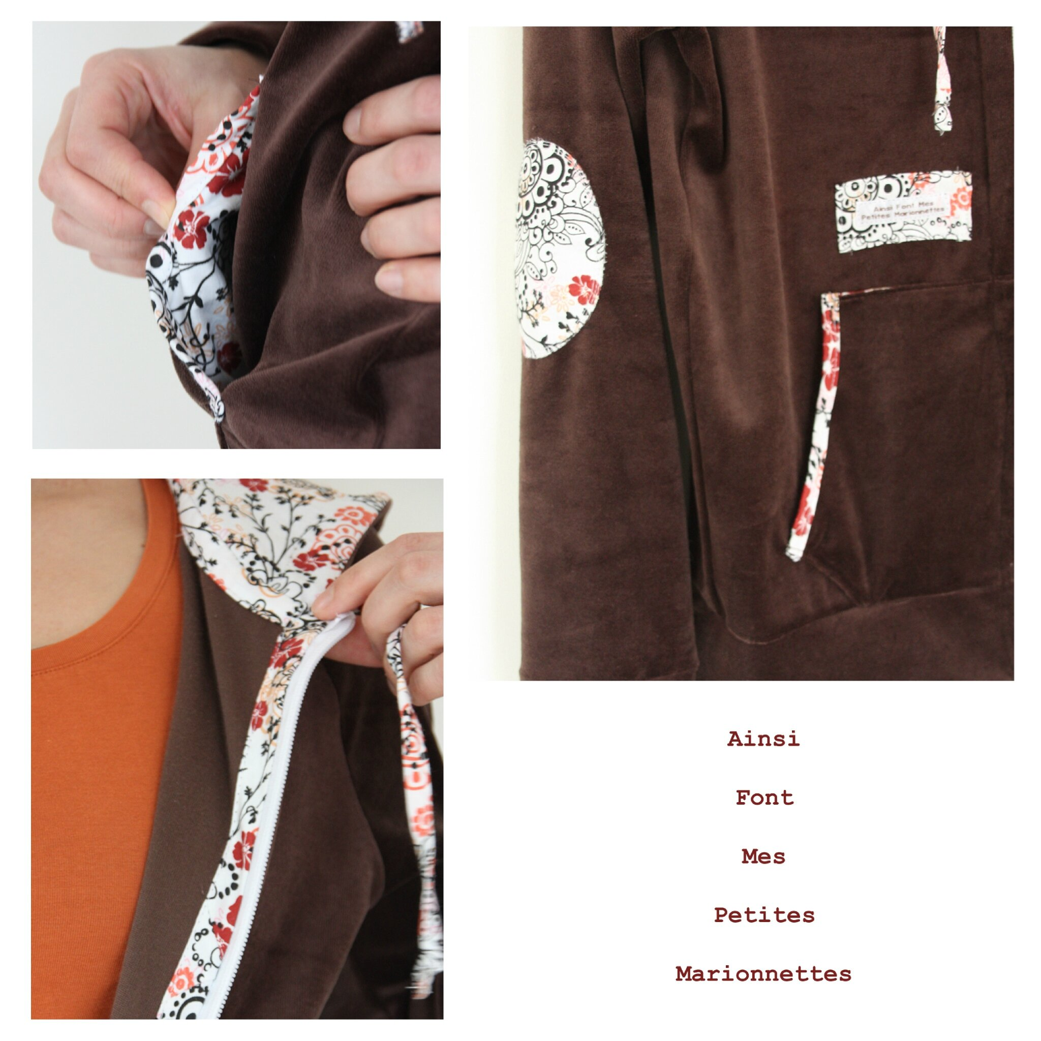 veste velours marron 4