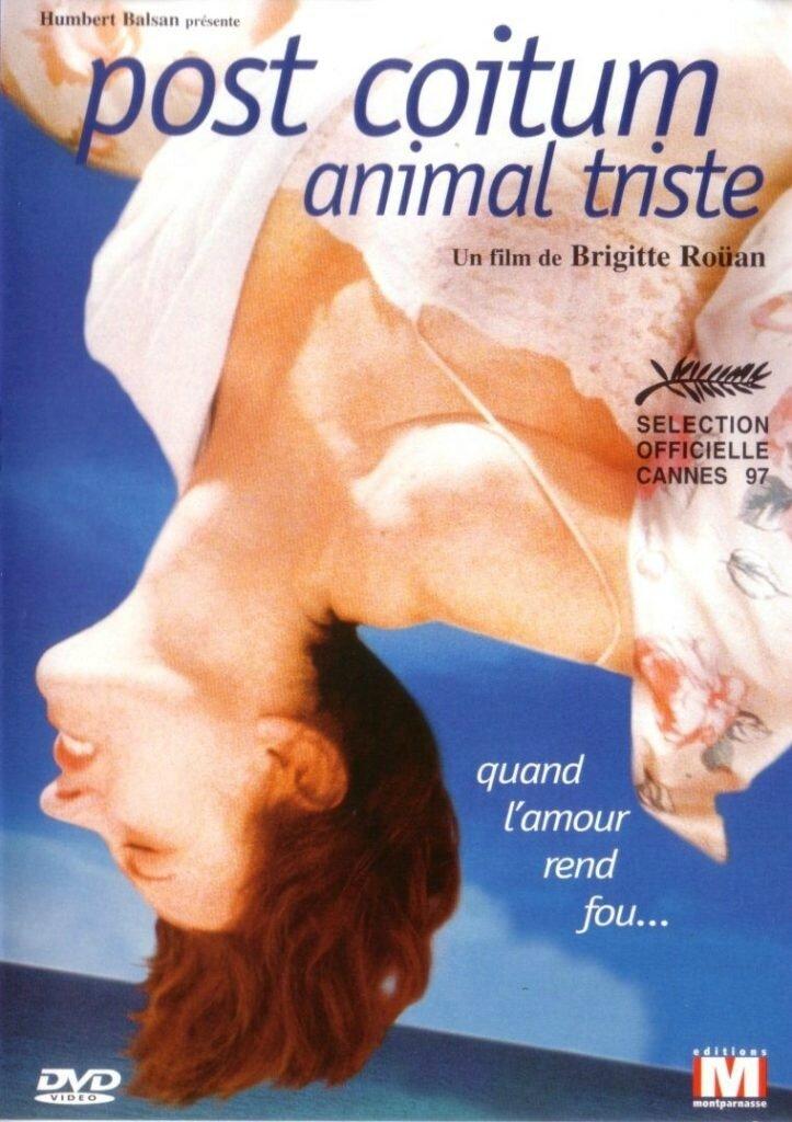 Post Coïtum animal triste : moment torride en 1997, une (drôle d') idée d' Aymeric Mantoux