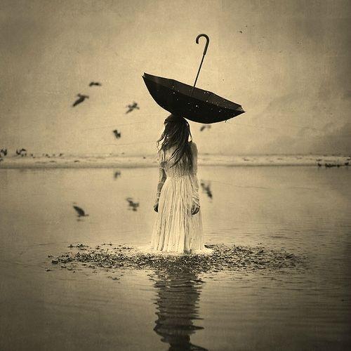 femme-parapluie