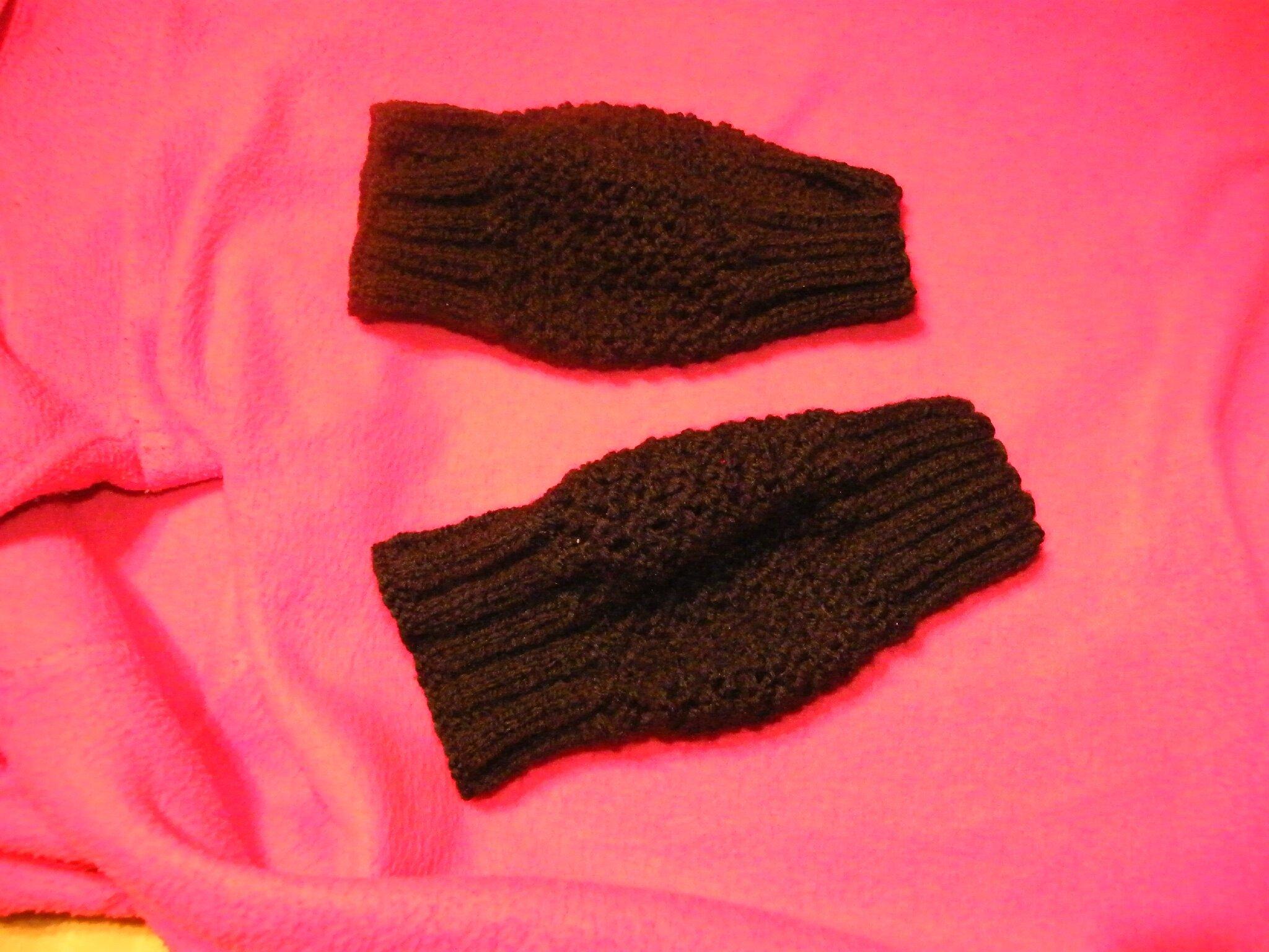Dscf2174 photo de photos d 39 charpes aux diff rents - Differents points de tricot ...