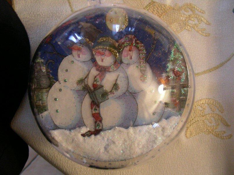 Boule Noel 13