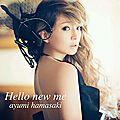 Cover 'hello new me' / sortie digitale 14 mai