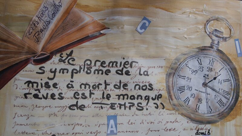 art journal somib temps citation