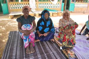 Famille Jaawambe de Kanel
