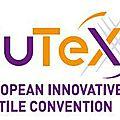 Futex 2015 - textiles & energies 21/22 janvier 2015 - inscrivez-vous !