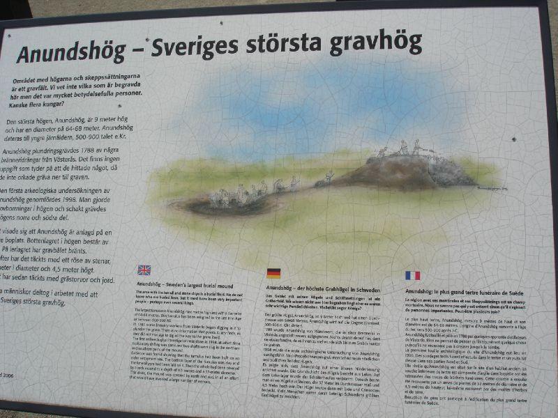 Anundshög_explication_français_västerås