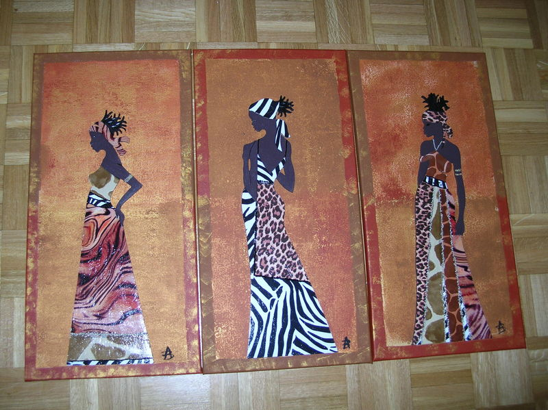 Tableaux africaines