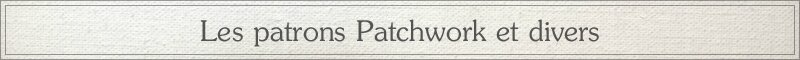 patrons patch