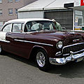 Chevrolet bel air 2door sedan 1955