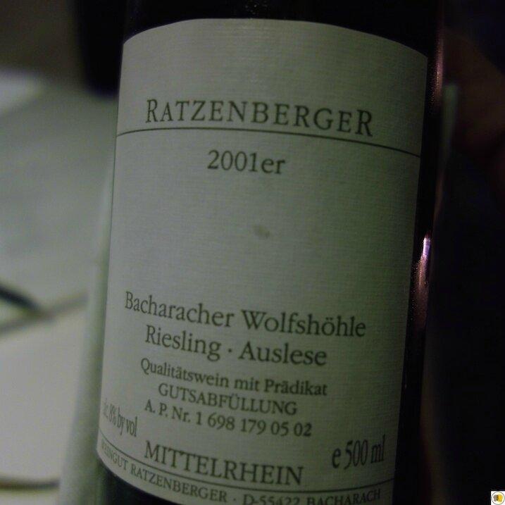 Ratzenberger 2001er