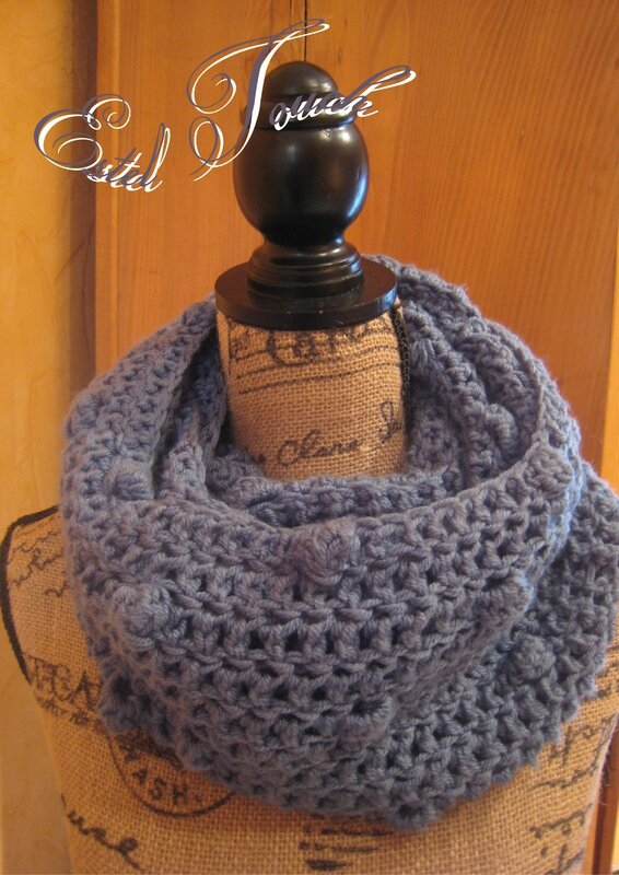 snood crochet3