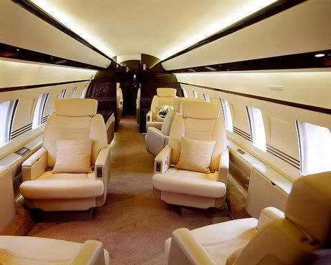 Travel In Luxury With A Private Jet Charter Service