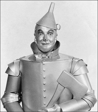 The Tin Man- The Wizard of Oz