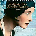 Les quatre filles du révérend latimer - colleen mccullough