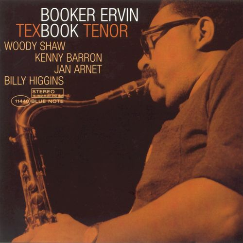 Booker Ervin - 1968 - Tex Book Tenor (Blue Note)