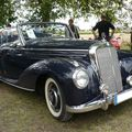 MERCEDES 220S cabriolet 1952 Ohnenheim (1)