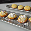 Dclinaison de madeleines selon Martha Stewart