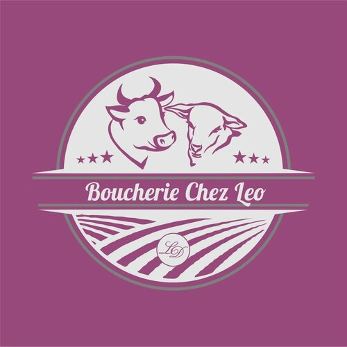 creation logo boucherie