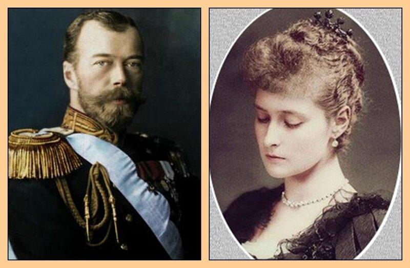 Les parents d'Anastasia