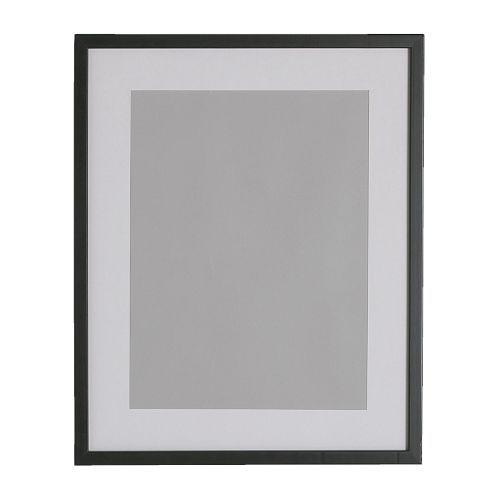 cadre noir ribba 9 99 chez ikea photo de mobilier et. Black Bedroom Furniture Sets. Home Design Ideas