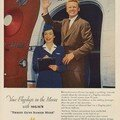 AA. American Airlines 1951